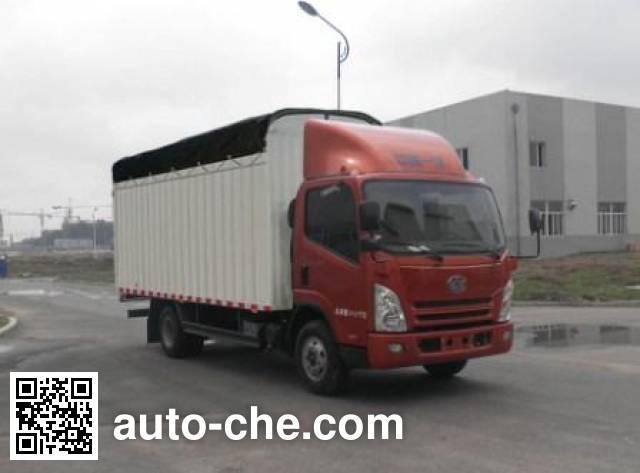 FAW Jiefang CA5083CPYPK45L3E1 автофургон с тентованным верхом