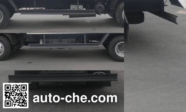 FAW Jiefang CA5083CPYPK45L3R5E1 soft top box van truck