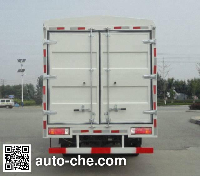 FAW Jiefang CA5086CCYP40K2L3E5A84-1 stake truck