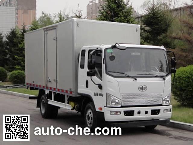 FAW Jiefang CA5086XXYP40K2L3E4A85-3 box van truck
