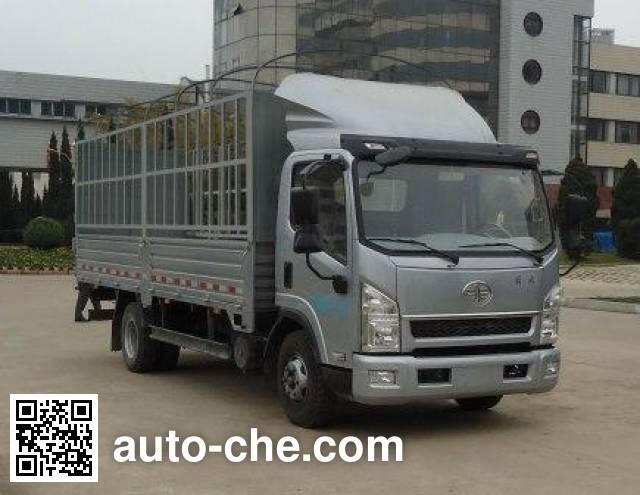 FAW Jiefang CA5084CCYPK26L3E4 stake truck