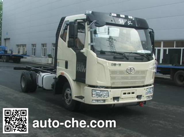 FAW Jiefang CA5100GYYP62K1E5 oil tank truck chassis