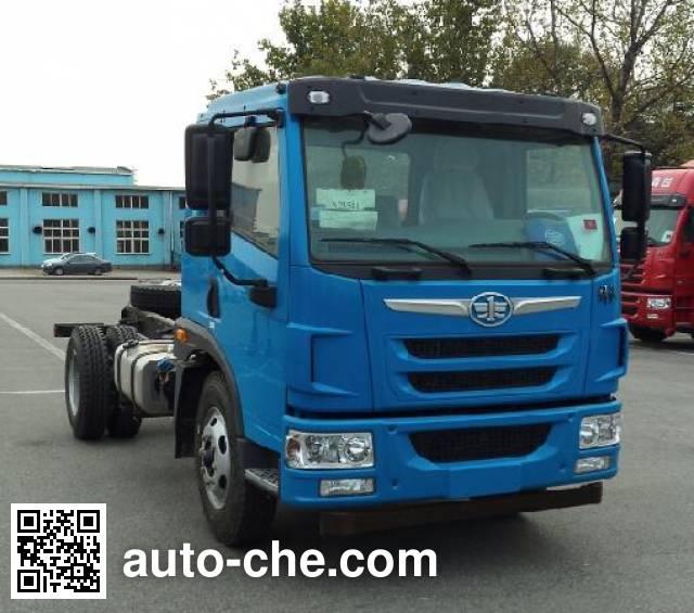 FAW Jiefang CA5102XXYPK2L2BE5A80-3 van truck chassis