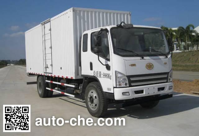 FAW Jiefang CA5103XXYP40K2L2E4A85-3 box van truck