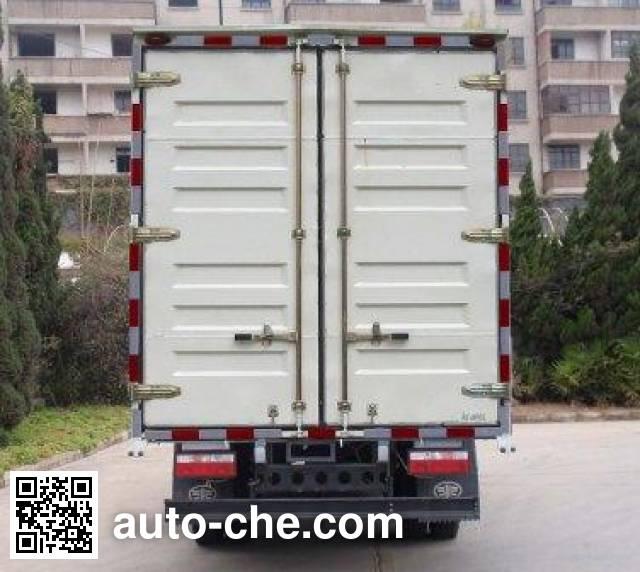 FAW Jiefang CA5104XXYPK26L4E4 box van truck