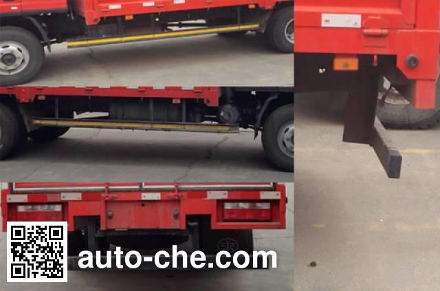 FAW Jiefang CA5121CCYP40K2L2E5A84 stake truck