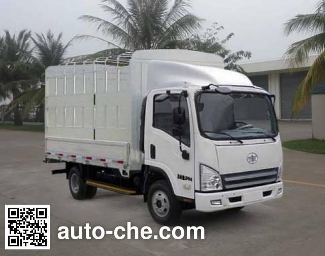 FAW Jiefang CA5081CCYP40K2L1E4A84-1 stake truck