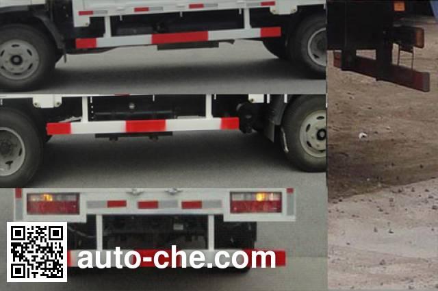 FAW Jiefang CA5091CCYP40K2L4E4A84-1 stake truck