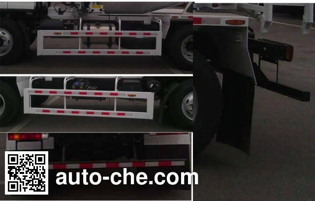 解放牌CA5165GJBP40K8L3E4A85混凝土搅拌运输车