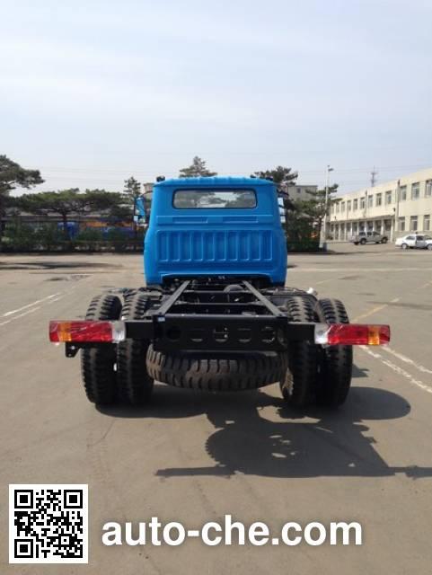 FAW Jiefang CA5126JQZ truck crane chassis