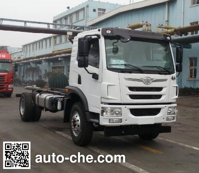 FAW Jiefang CA5128XXYPK2L5BE5A80 van truck chassis