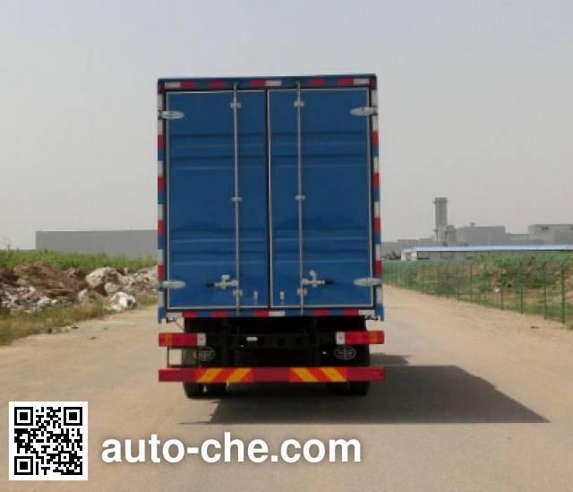 FAW Jiefang CA5131XXYP40K2L5E5A85-3 box van truck
