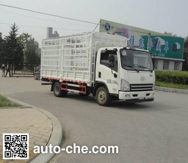 FAW Jiefang CA5145CCYP40K2L2E4A84-1 stake truck