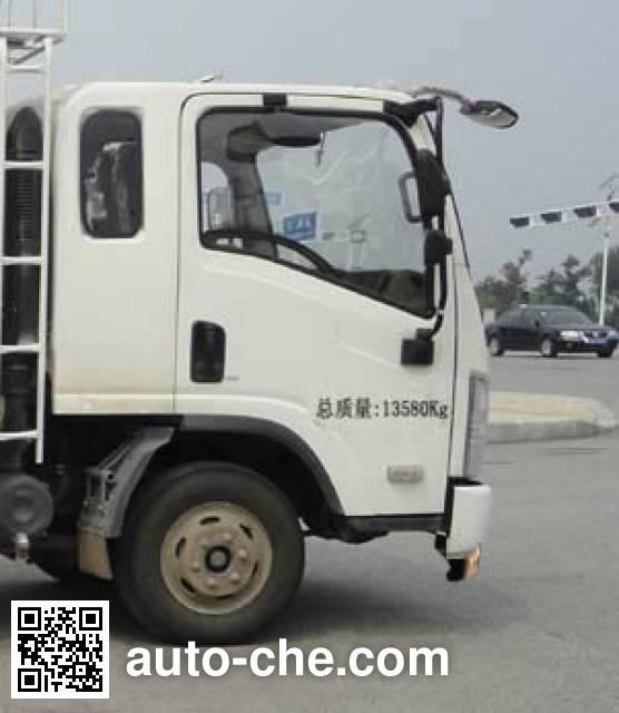FAW Jiefang CA5145CCYP40K2L5E4A85-1 stake truck