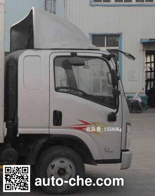 FAW Jiefang CA5145XXYP40K2L3E4A85-3 box van truck