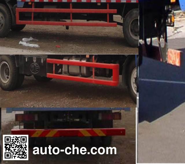FAW Jiefang CA5167XXYPK2E4A80-3 box van truck