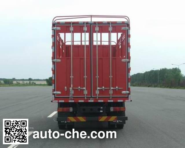 解放牌CA5160CCQP62K1L4A1E5畜禽运输车