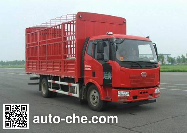 FAW Jiefang CA5160CCYP62K1L4E5 stake truck