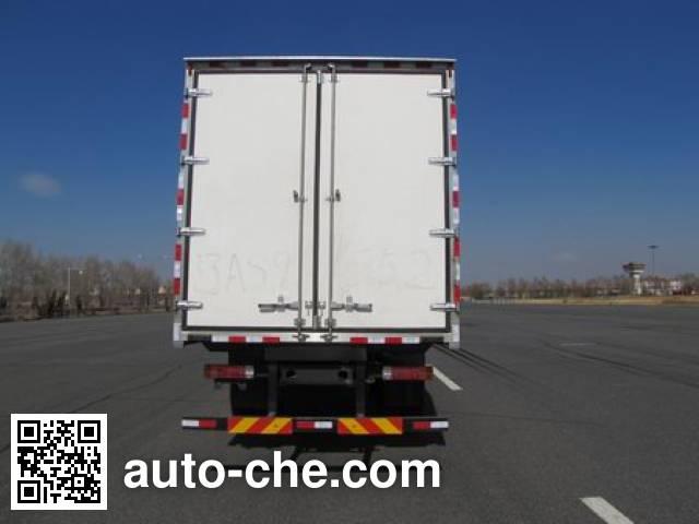 FAW Jiefang CA5160XLCP62K1L5A2E5 refrigerated truck