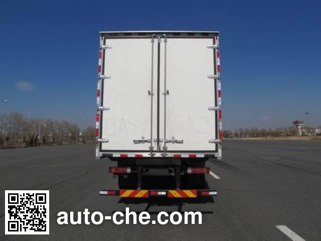 FAW Jiefang CA5160XLCP62K1L5A3E5 refrigerated truck