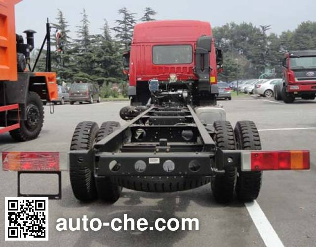 FAW Jiefang CA5160XXYP1K2L4BE4A80-3 van truck chassis