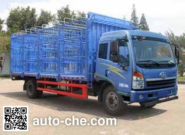 FAW Jiefang CA5167CCQPK2L2E4A80 livestock transport truck
