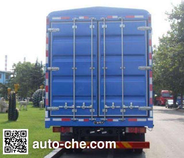 FAW Jiefang CA5169CCYPK2L2E5A80-1 stake truck
