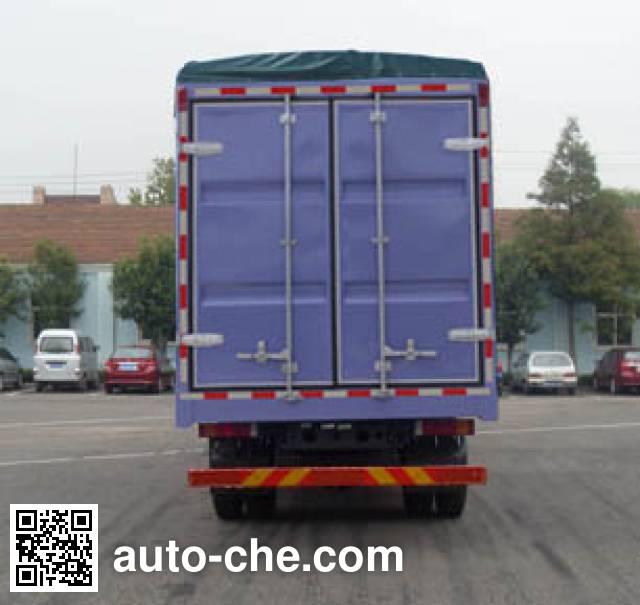 FAW Jiefang CA5167CPYPK2L2NE5A80-2 soft top box van truck