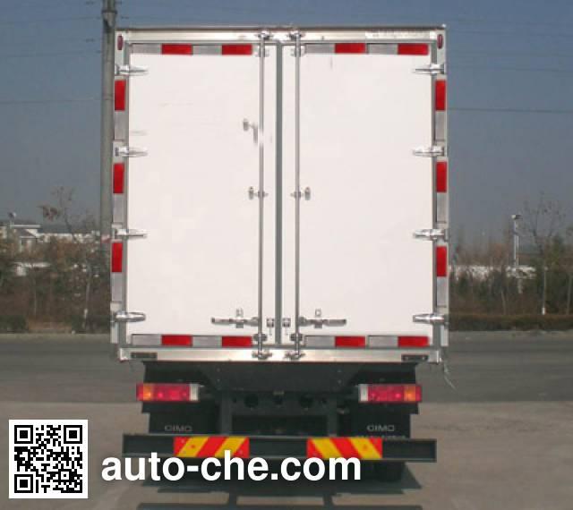 FAW Jiefang CA5167XLCPK2L2NA80 refrigerated truck