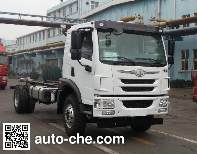 FAW Jiefang CA5185PK2BE5A80 special purpose vehicle chassis