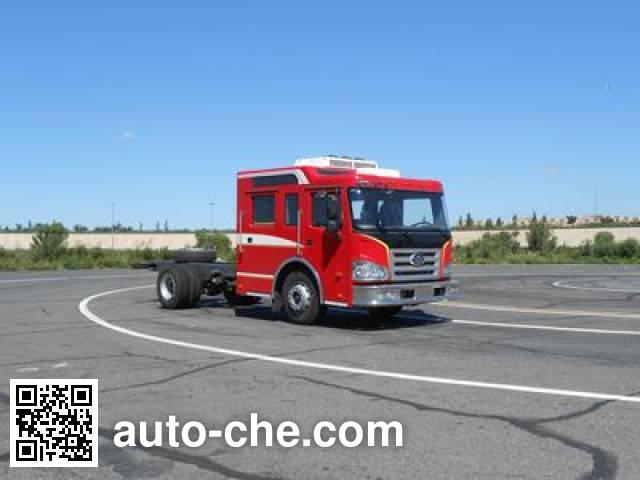 FAW Jiefang CA5190TXFP19K2L3E5 fire truck chassis