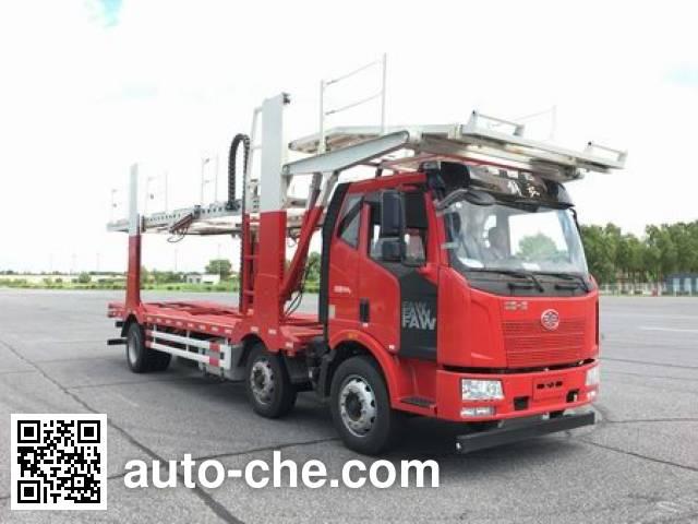 FAW Jiefang CA5220TCLP62K1L7T3E5 car transport truck