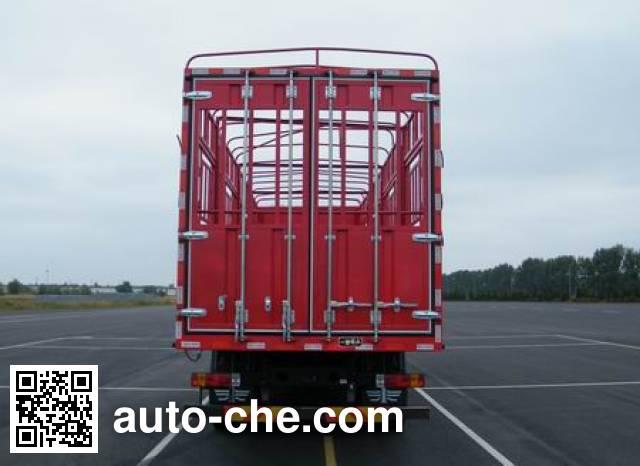 解放牌CA5240CCQP63K1L6T10E4畜禽运输车