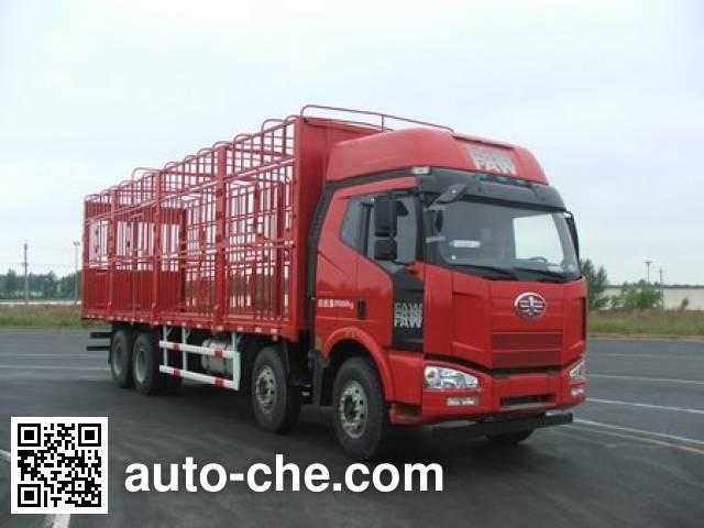 解放牌CA5240CCQP63K1L6T4E4畜禽运输车