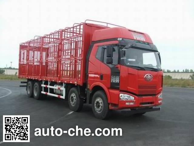 FAW Jiefang CA5240CCQP63K2L6T4E4 livestock transport truck