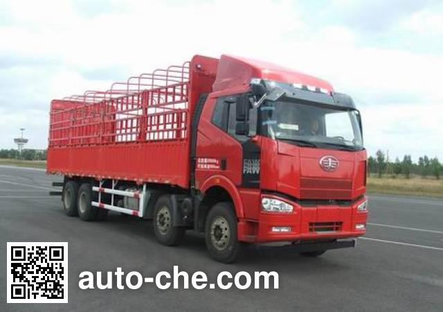 FAW Jiefang CA5240CCYP66K24L7T4E4 stake truck