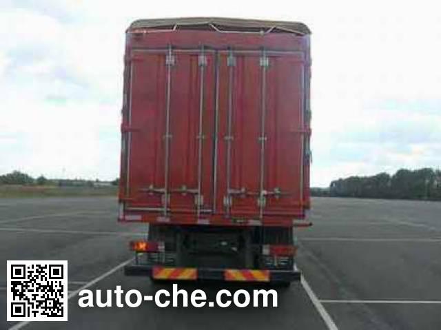 FAW Jiefang CA5310CPYP63K2L6T10E4 soft top box van truck