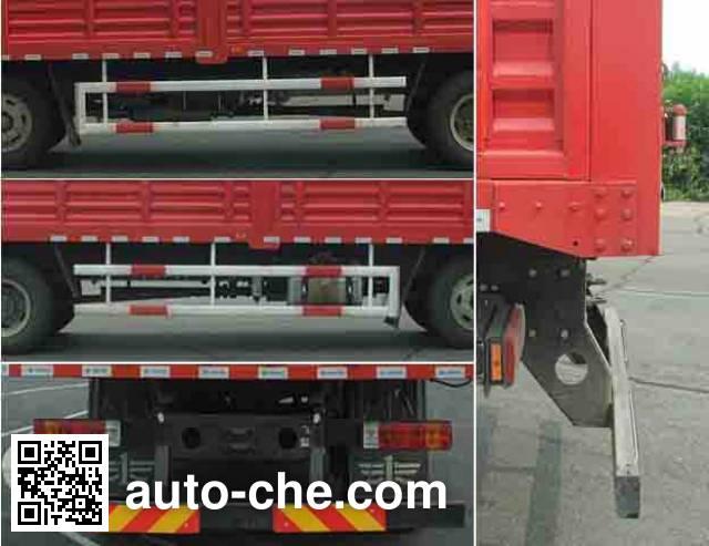 FAW Jiefang CA5250CCYP62K1L5T3E5 stake truck