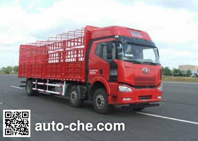 FAW Jiefang CA5250CCYP63K1L6T3E5 stake truck