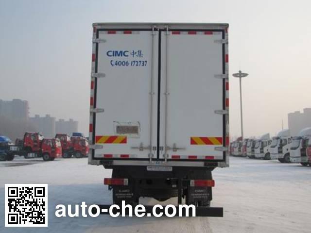 解放牌CA5250XLCP62K1L7T3E5冷藏车