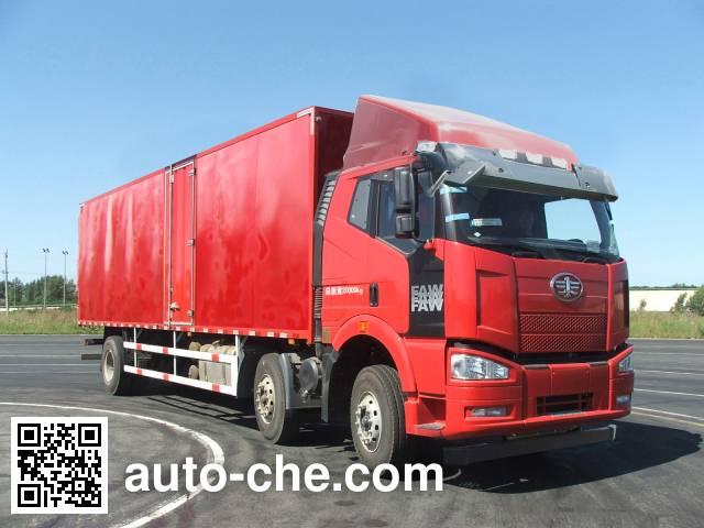 FAW Jiefang CA5250XXYP63K1L6T3E5 box van truck