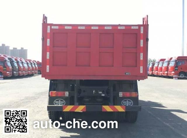 FAW Jiefang CA5250ZLJP66K2L0T1E5 dump garbage truck