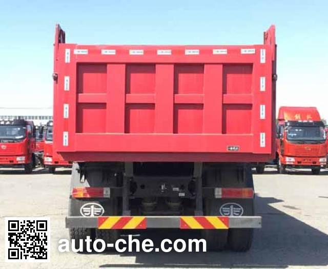 FAW Jiefang CA5250ZLJP66K2L1T1E5 dump garbage truck