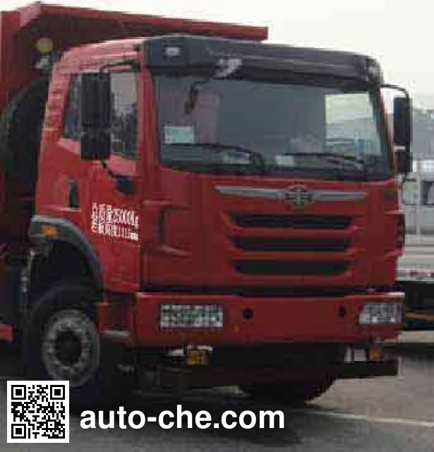 FAW Jiefang CA5250ZLJP2K2L3T1E4A80 dump garbage truck
