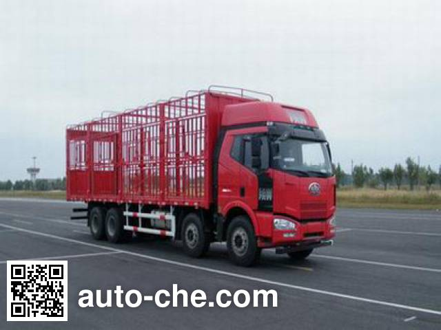 FAW Jiefang CA5310CCQP66K24L7T4E4 livestock transport truck