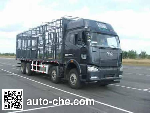 解放牌CA5310CCQP66K2L7T4E4畜禽运输车