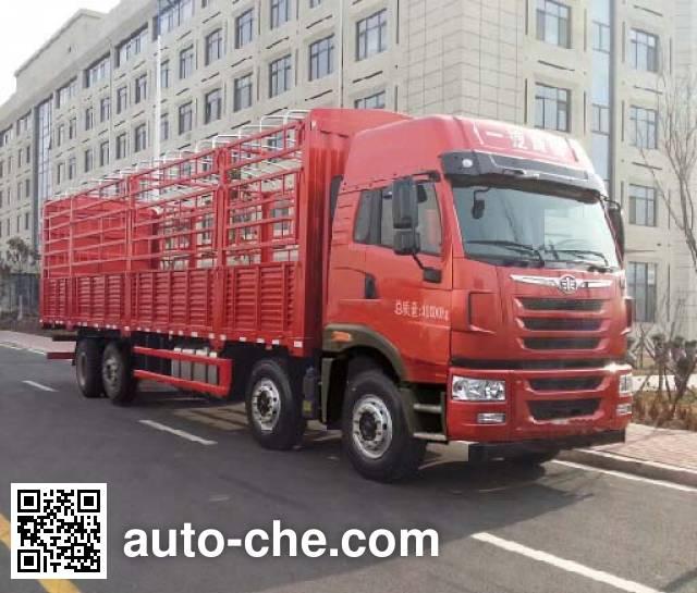 解放牌CA5310CCYP2K2L7T10E5A80仓栅式运输车