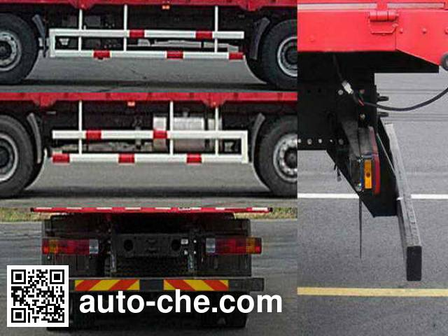 FAW Jiefang CA5310CLXYP63K2L6T4A2E1 diesel cabover stake truck