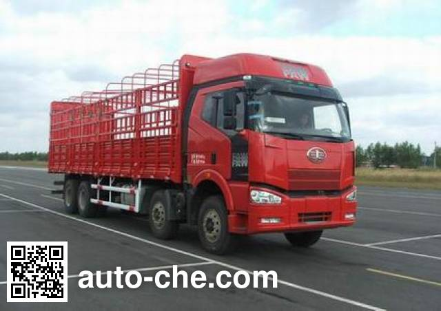 FAW Jiefang CA5240CLXYP66K2L7T4A2E diesel cabover stake truck