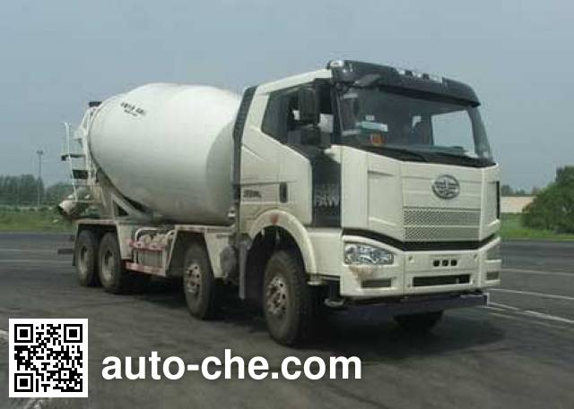 FAW Jiefang CA5310GJBP66K24T4E4 concrete mixer truck